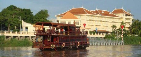 Private Mien Tay Sampan Saigon - Phnom Penh